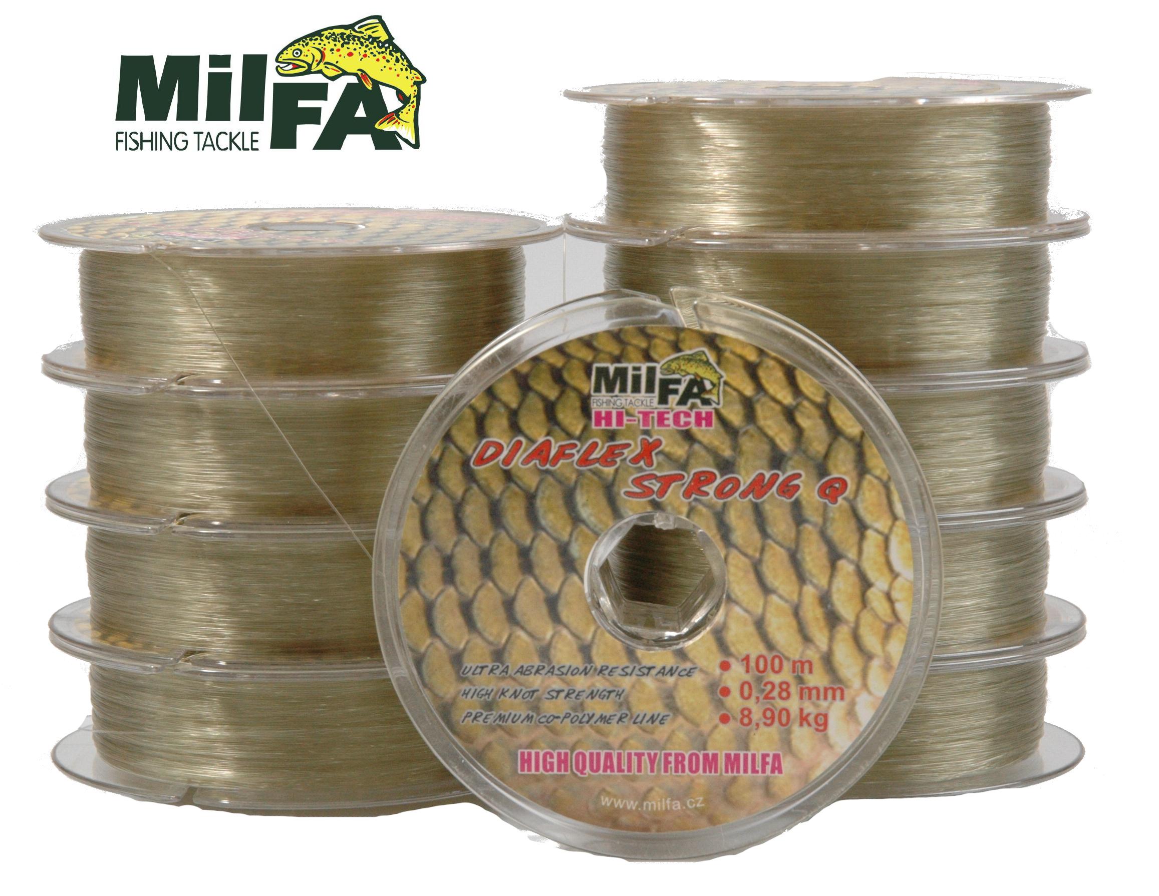 Milfa Diaflex Strong Q 0,28mm