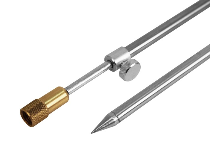 Vidlička se závitem 60-100 cm