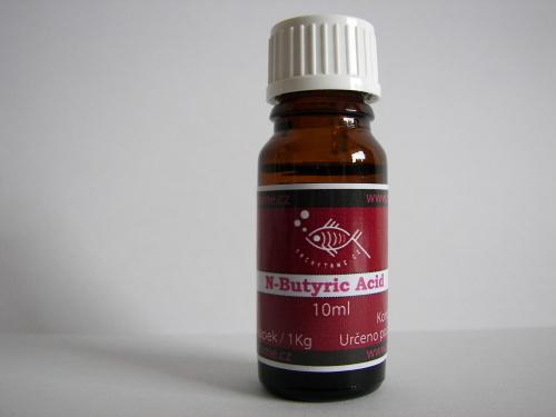 N-Butyric acid - Kyselina máselná 10 ml