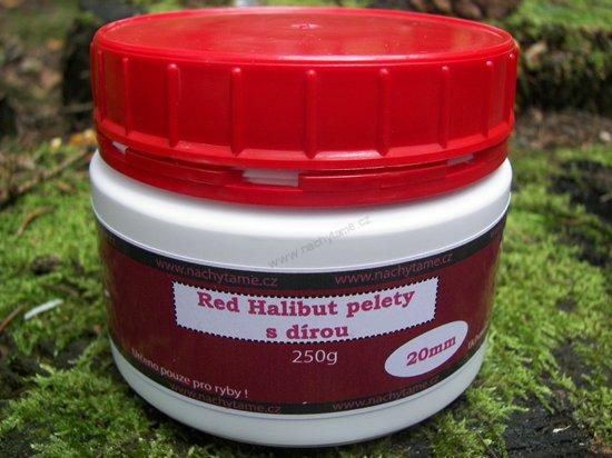 Red haibut pelety Coppens 20mm 250g