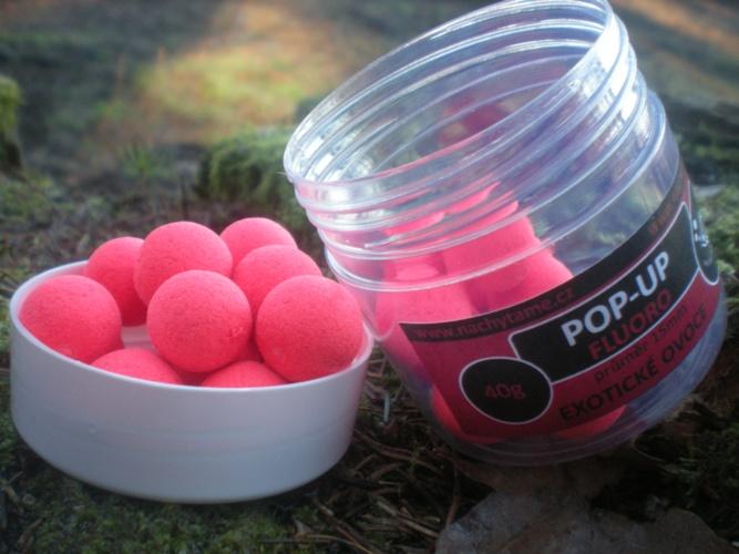 Pop-Up Fluoro Exotické ovoce 40g