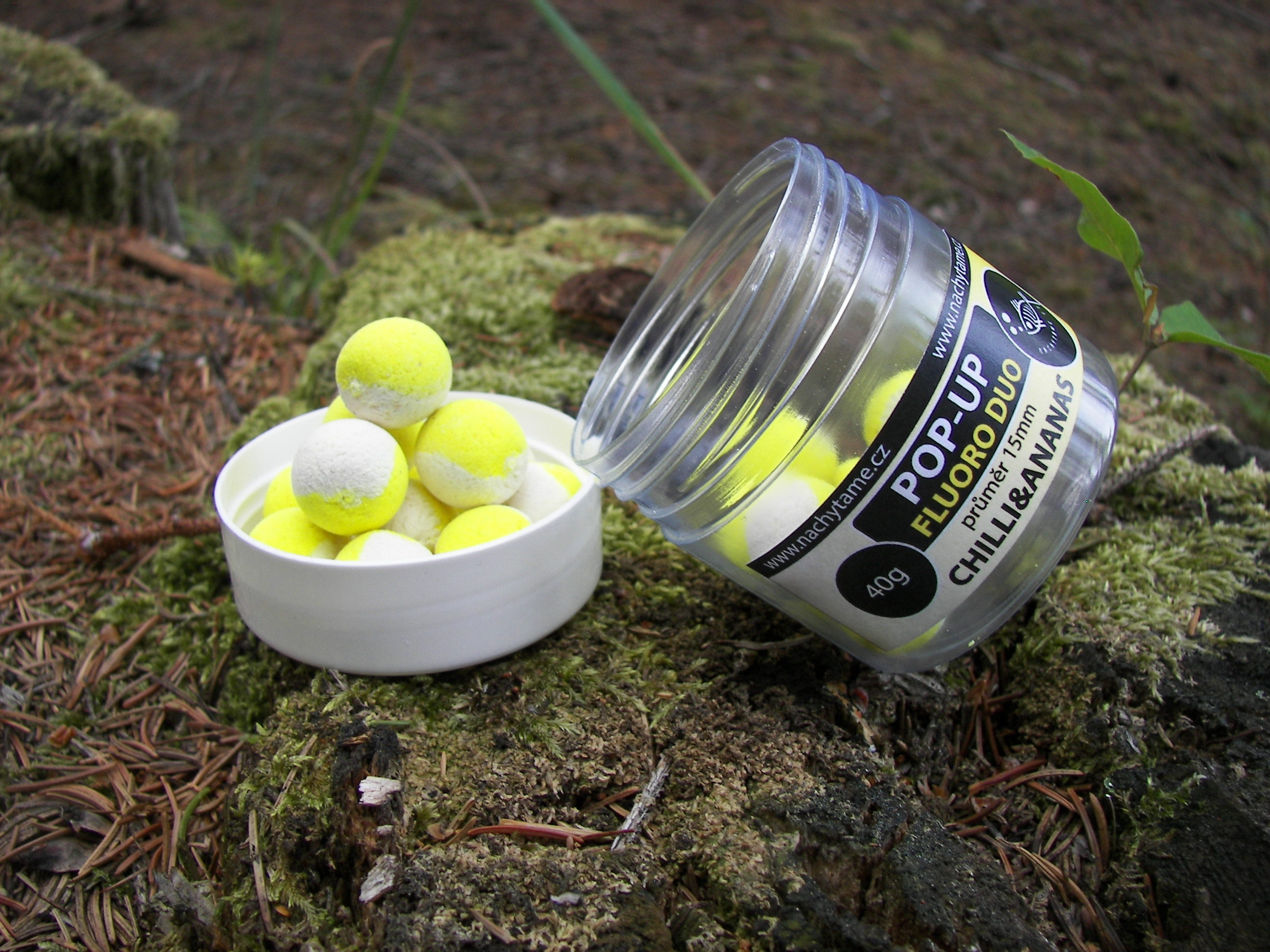 Pop-Up FluoroDuo Chilli&Ananas 40g