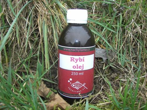 Rybí olej 250 ml