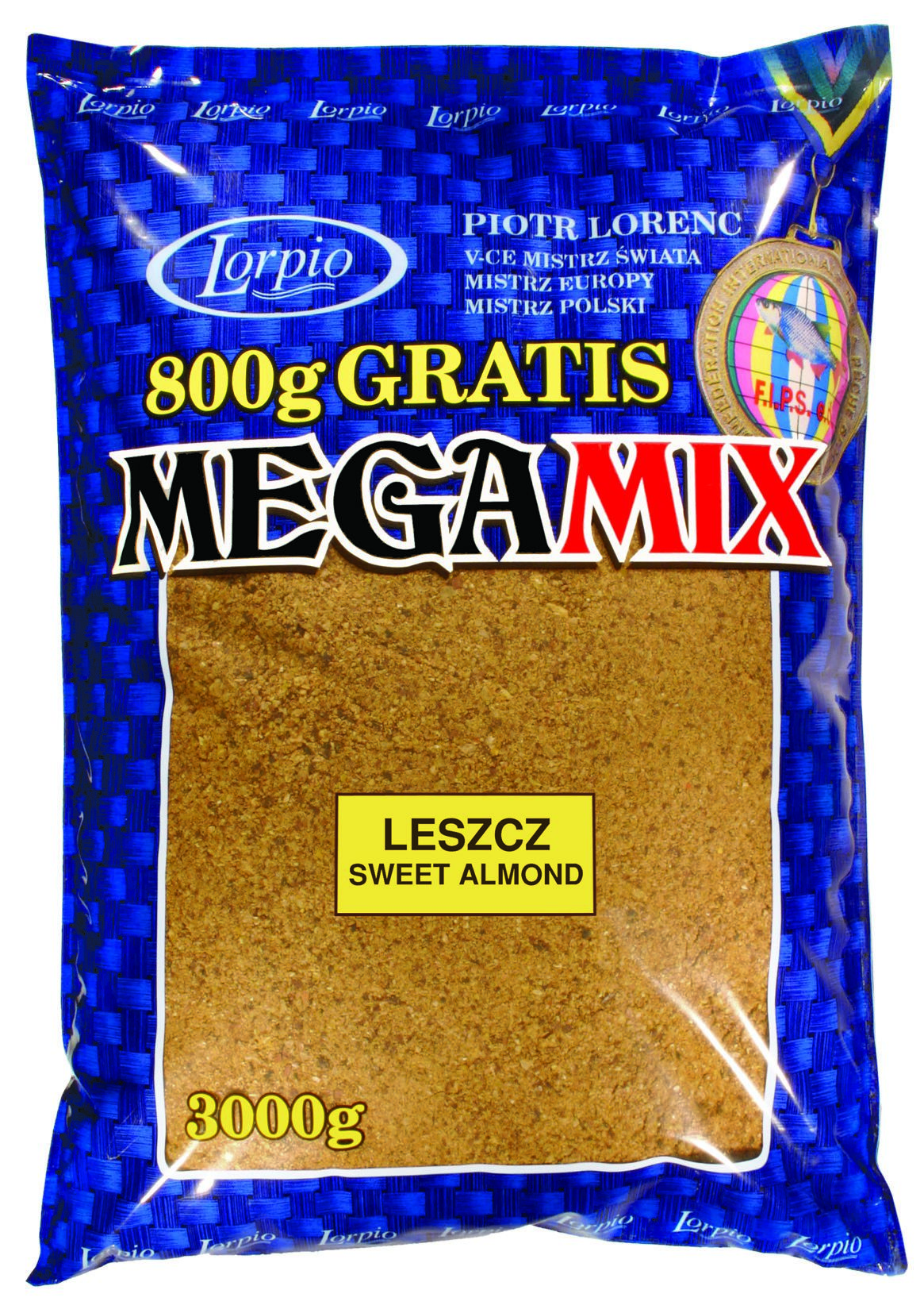 Megamix Sweet-Almond