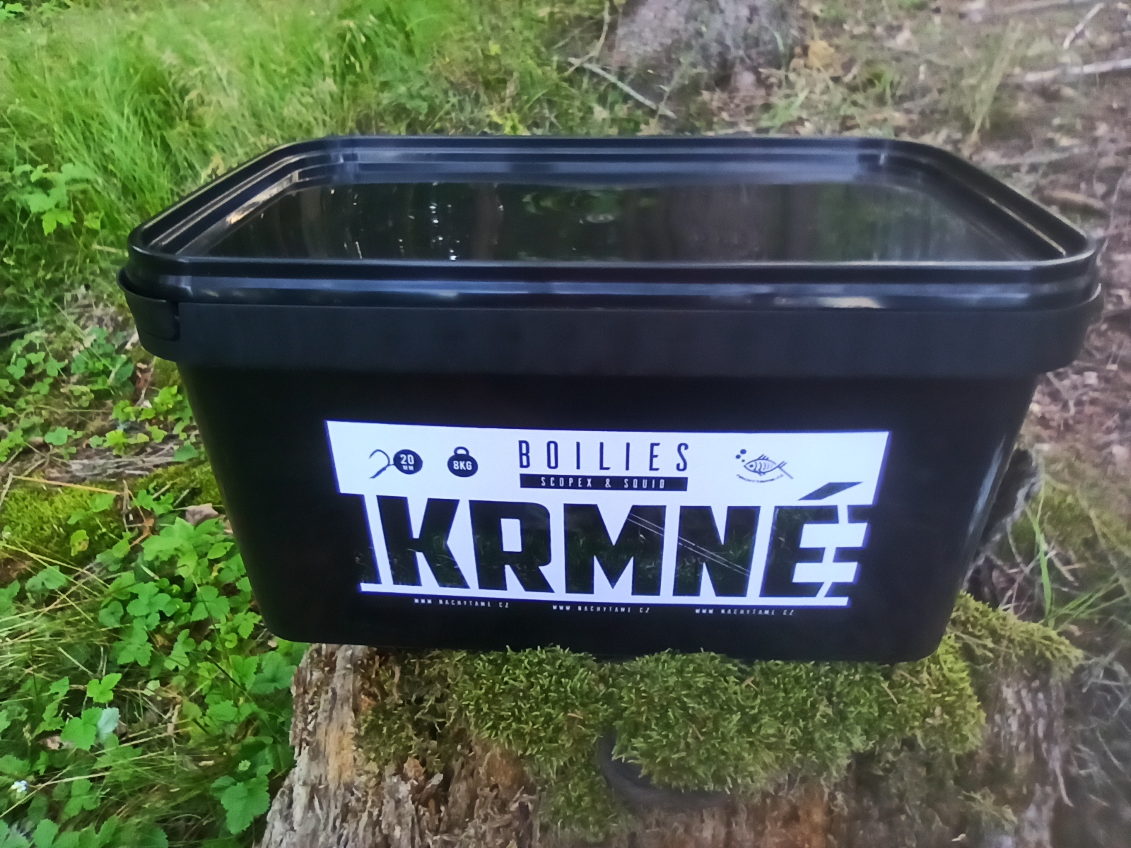Krmné boilies Scopex Squid
