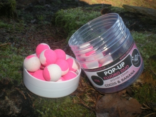 Pop-Up FluoroDuo Cocos&Banana 40g