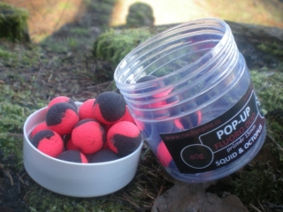 Pop-Up FluoroDuo Squid&Octopus 40g