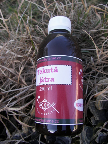 Nachytame Tekutá játra kreveta 250 ml