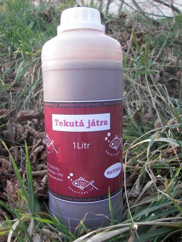 Tekutá játra natural 1000 ml